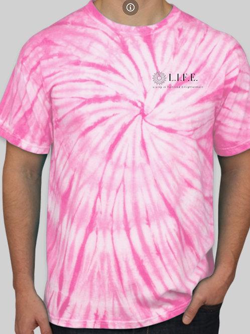 Pink LIFE Shirt