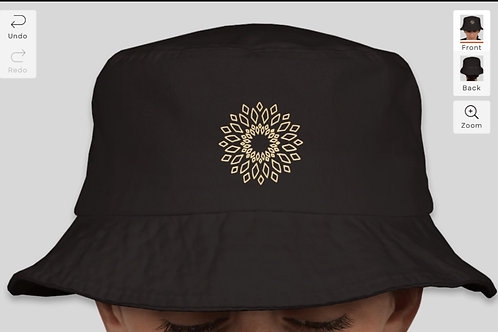 Black LIFE Bucket Hat
