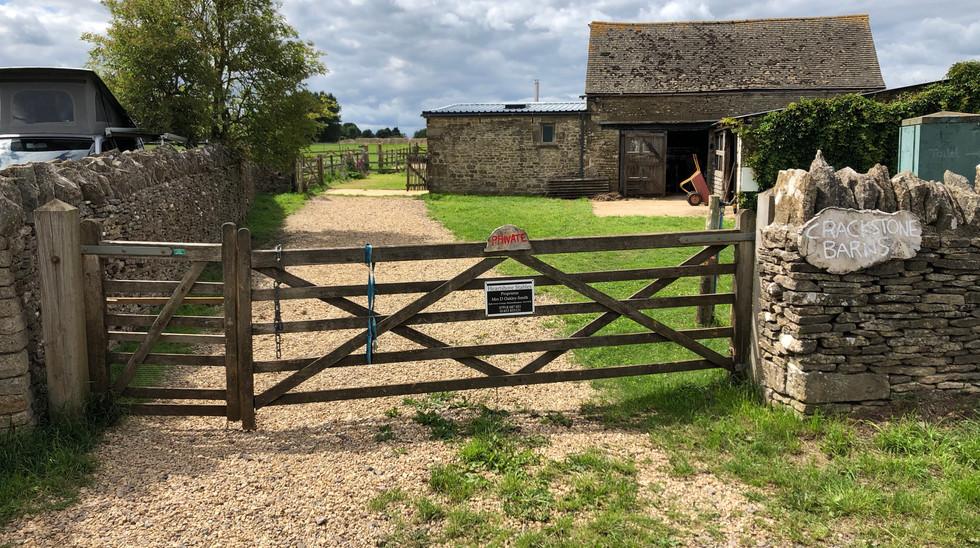 Crackstone Barns