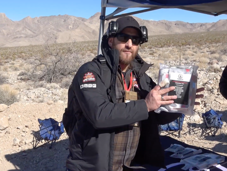 SHOT Show 2019: First Spear Range Day - Phokus Research Group