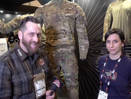 SHOT Show 2019: Crye Precision G4 Hot Weather Uniform & Convertible Chestrig
