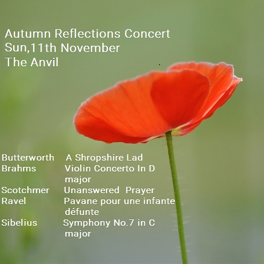 November 2018: Autumn Reflections