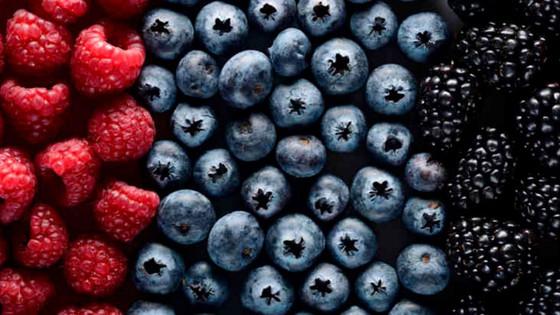 Berries, Food as Medicine