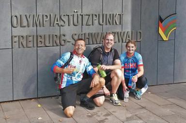 Trainer-Qualifizierung bei den Bike-Riders