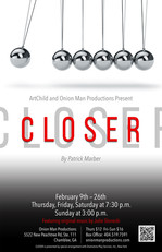 """Official Poster for """"Closer"""""""
