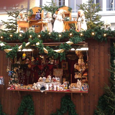 Romantische Weihnachtsmärkte