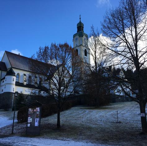 Kirche Bayerisch Eisenstein