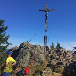 Gipfel Rachel 1453 m