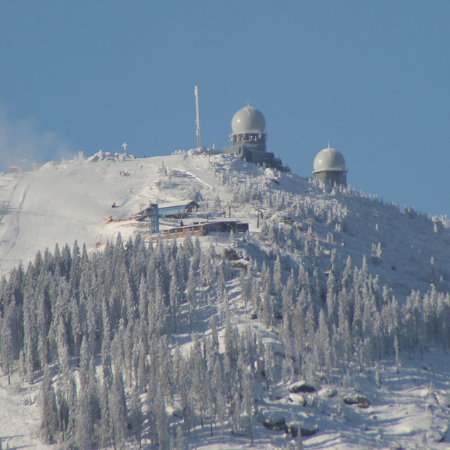 Skiarena Arber