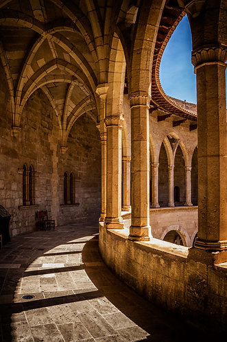 Castell de Bellver, Palma