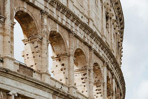 Amphitheatre, Rome