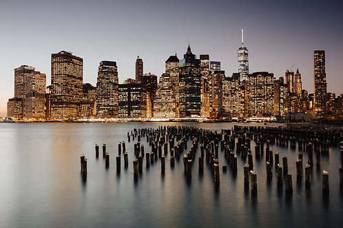 Brooklyn's skyline