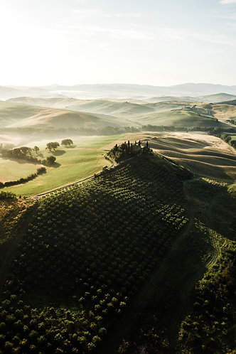 A Tuscan view