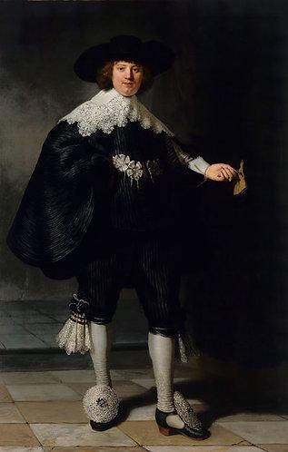 Maarten Soolmans - Rembrandt van Rijn