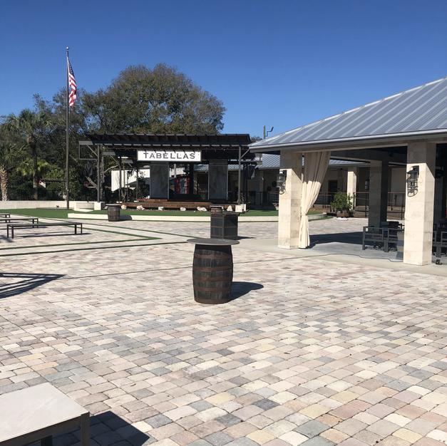 Pavilion South