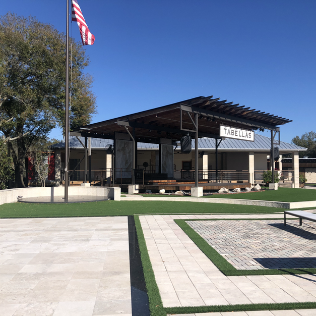 Courtyard / VIP Lounge