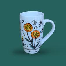 Hand Painted Mugs