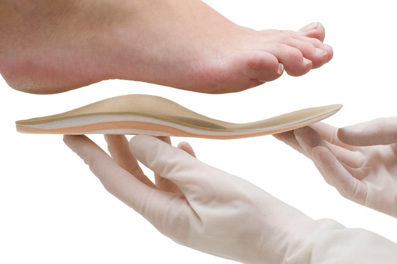 Orthopedic-insoles