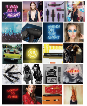 Instagram Moodboard