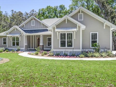 Beach Creek Custom Home