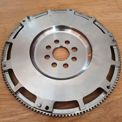 BMW M20 steel flywheel to std clutch