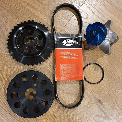Duratec Reverse direction water pump kit