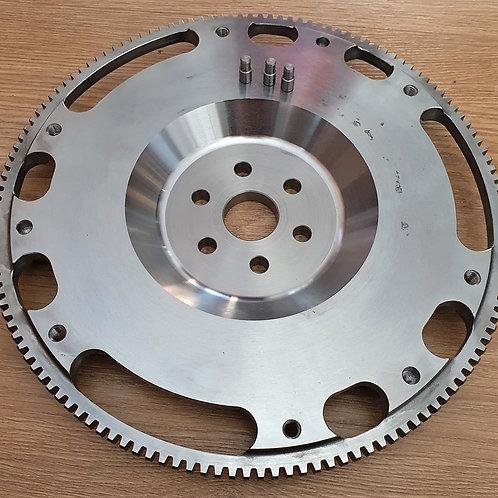 """Ford Pinto Steel flywheel 8.5"""" clutch 6 bolt"""