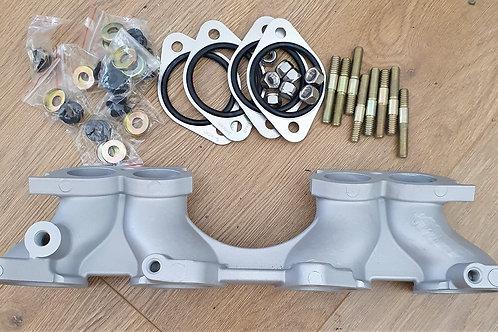 Toyota 3k 4k 5k twin 40/45 DCOE manifold