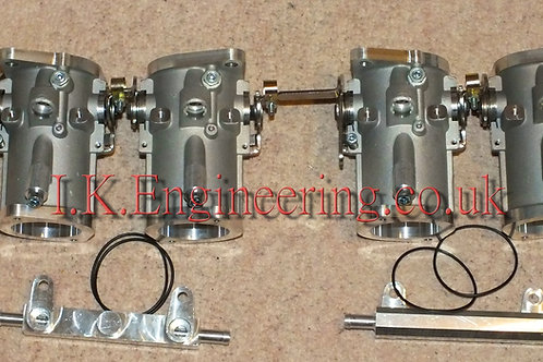 40mm Throttle bodies IDF style pair