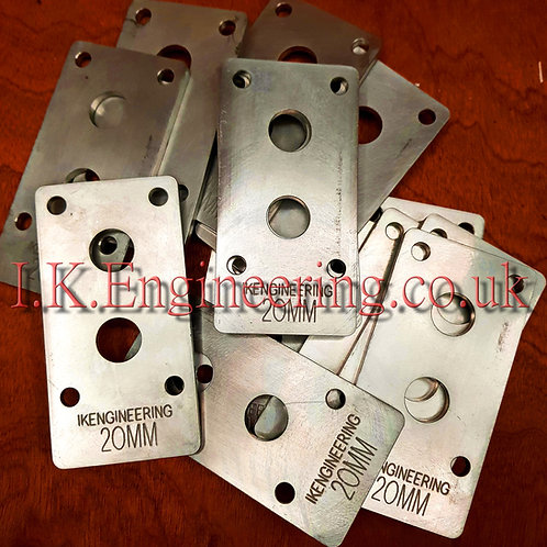 Stockcar 20mm restrictor plate