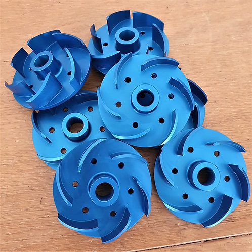 Duratec Reverse direction water pump impellor