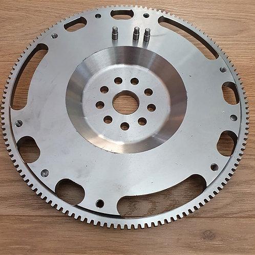 """Pinto YB n/a Steel flywheel 8.5"""" clutch 9 bolt"""