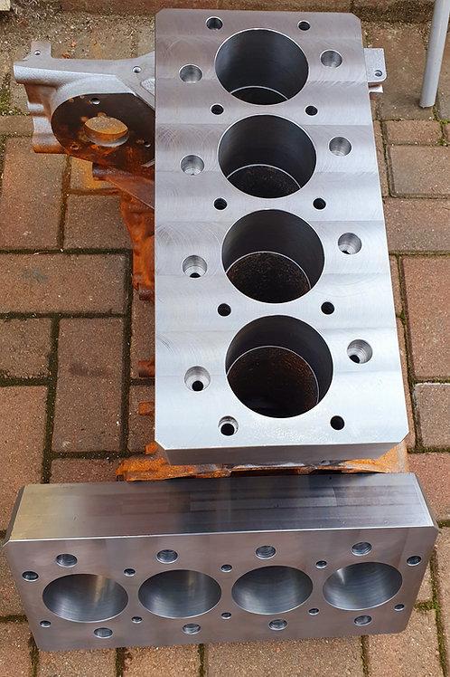 Ford 2.2 Diesel Euro6 torque honing plate