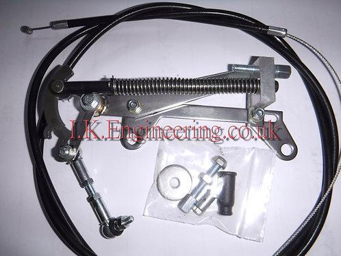 DCOE Throttle body linkage kit