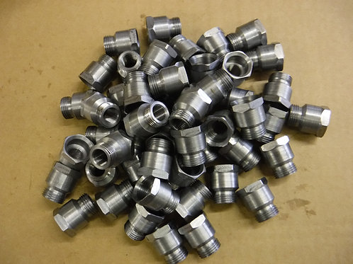 Ford Pinto spark plug adapters to 12mm