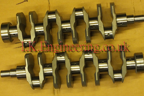 Toyota 4k / 5k 73mm EN40B crankshaft