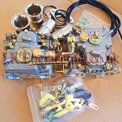 40 DCOE Carburettor bolt on kit