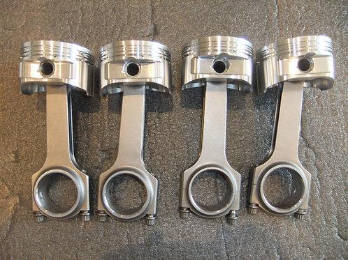 Toyota 5K steel rod / forged piston kit