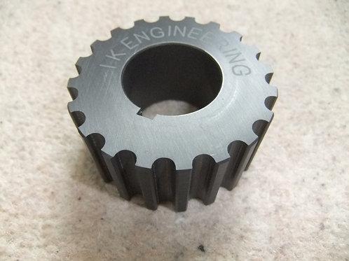 Zetec crankshaft alloy cambelt gear