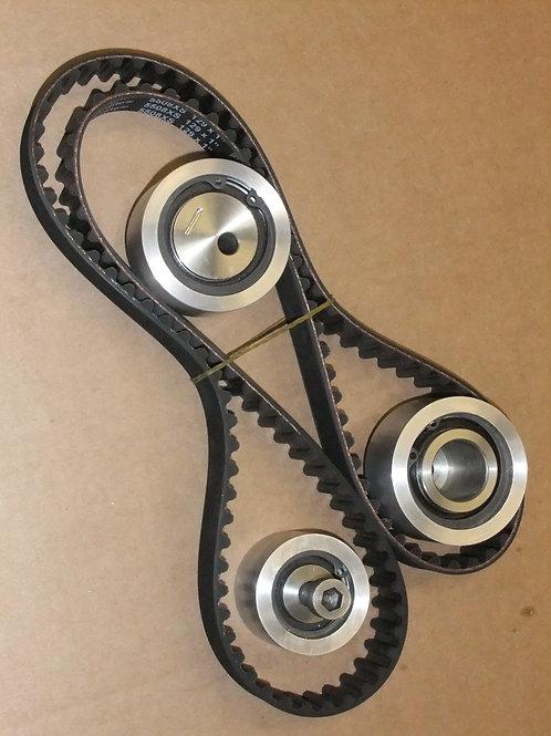 Zetec race cambelt, idler, tensioner kit.