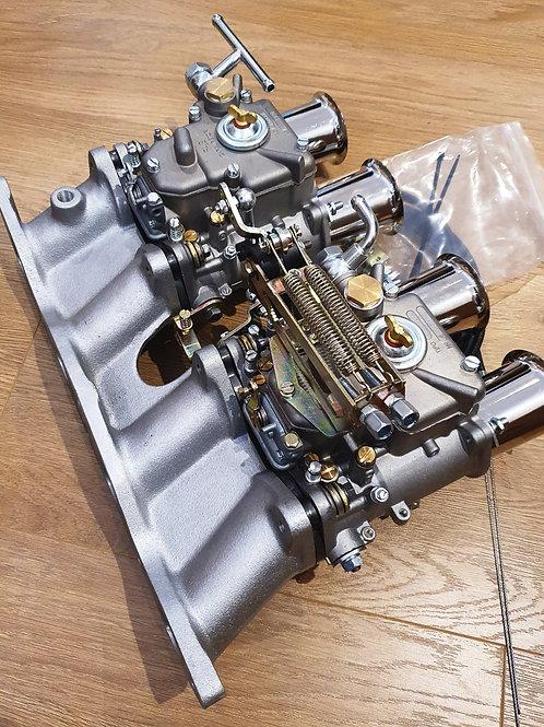 Ford Pinto 45 DCOE kit