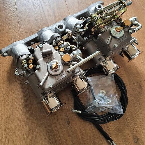 Ford X.Flow 40 DCOE kit