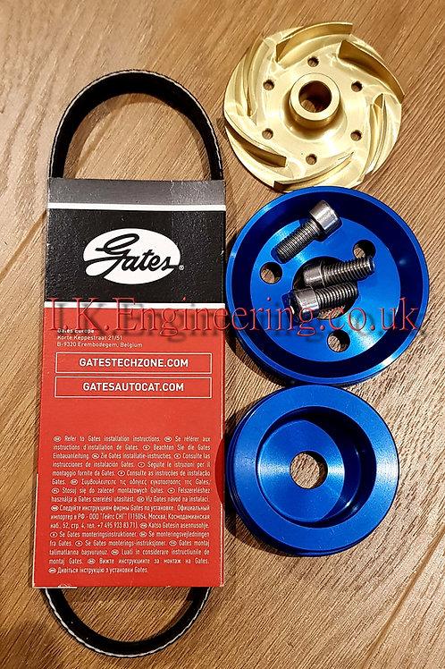 Zetec Blacktop water pump impeller drive kit