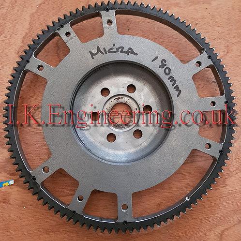 Nissan Micra K11 lightened flywheel 180mm