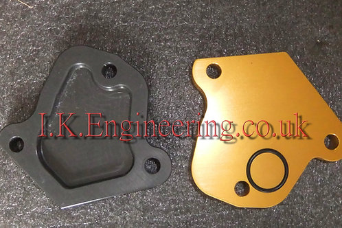 X.Flow oil pump blanking cover