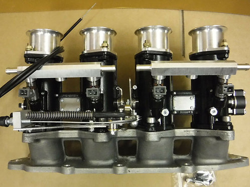 Zetec 40mm DCOE Throttle body kit