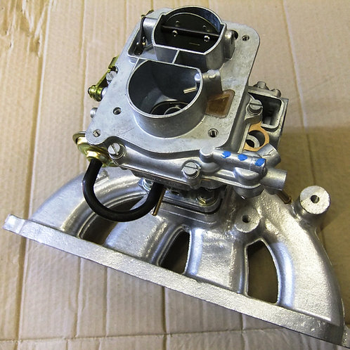 "Honda ""D""Series manifold with 32/34DMTL"