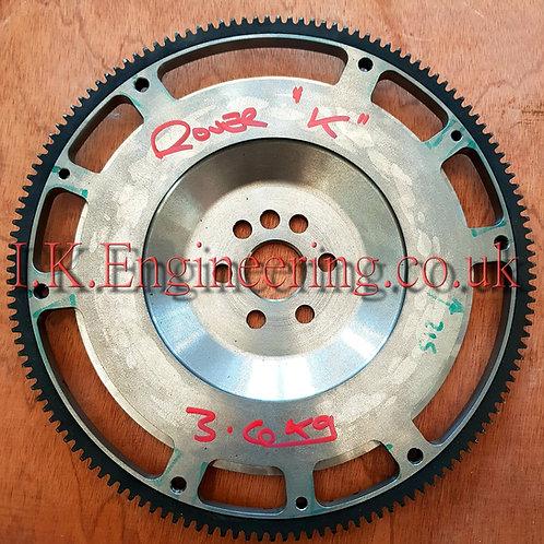 "Rover ""K"" lightened flywheel 215mm"