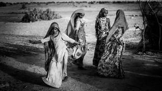 Thar Desert- Rajasthan- India