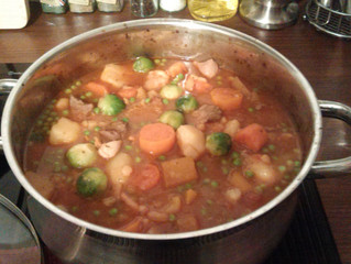 Kims Hearty Winter Stew Recipe
